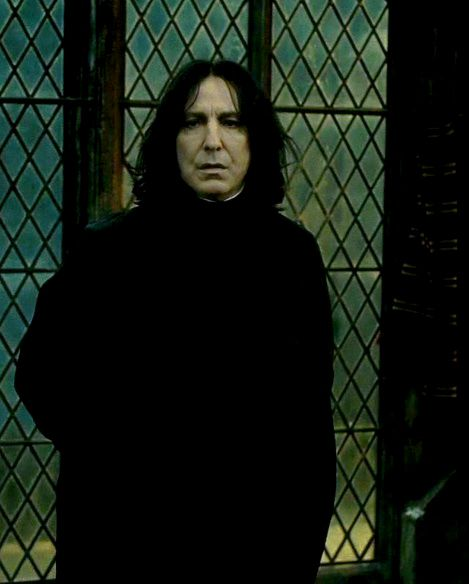 Severus Snape ❤️❤️❤️❤️