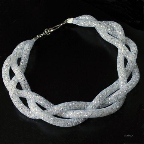 Simira - Propletený...náhrdelník - martinan