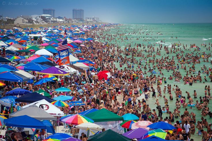 memorial day pensacola beach 2014