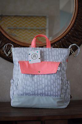 NEW Oh Joy for target Backpack Diaper Bag - http://baby.goshoppins.com/diapering/new-oh-joy-for-target-backpack-diaper-bag/
