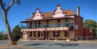 Cuballing Tavern a true beauty in WA