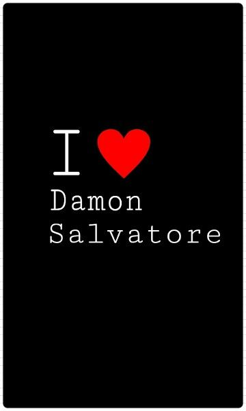 Damon Salvatore - The Vampite Diaries - Wallpaper