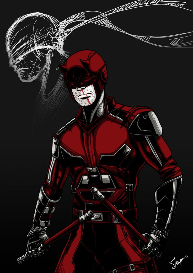 Daredevil season 2 Fanart : The Man Without Fear. by tontentotza on DeviantArt