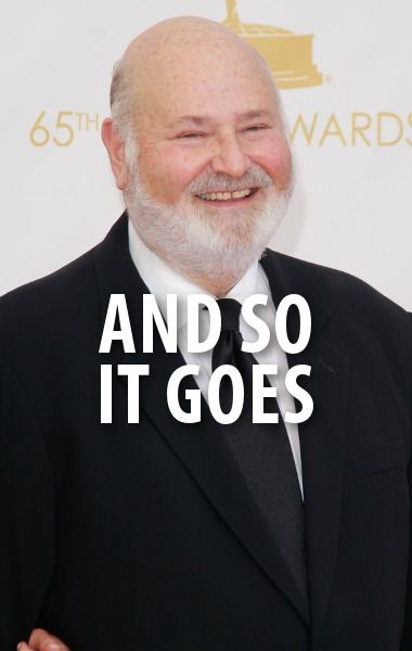 "Rob Reiner stopped by The Talk to chat about his new movie ""And So It Goes."" http://www.recapo.com/the-talk/the-talk-interviews/talk-rob-reiner-goes-spinal-tap/"