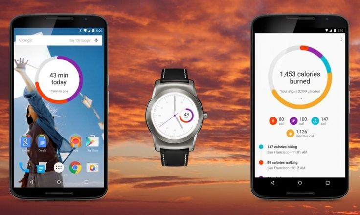 Google Fit Activities Can Be Started From Android Wear