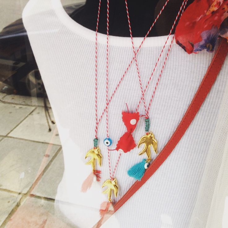 March necklace