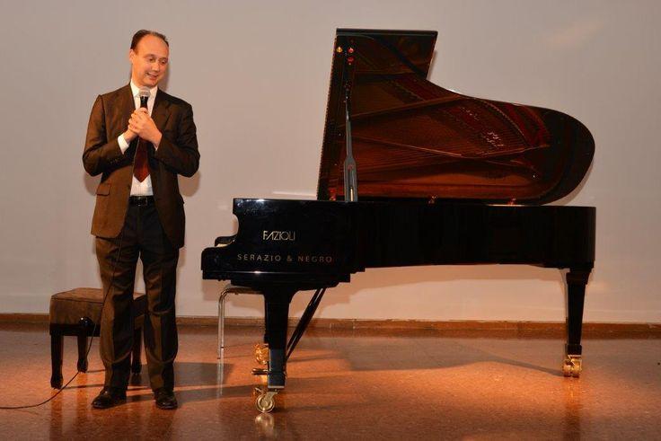 Maestro Adalberto Maria Riva