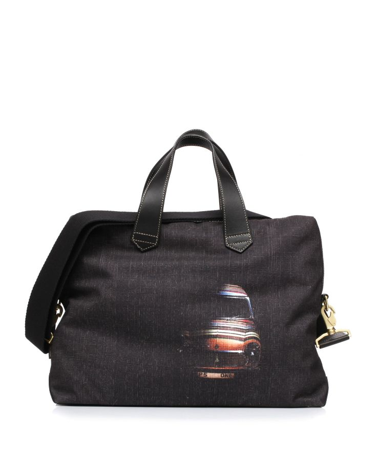 Weekender bag type, rather large by #PaulSmith
