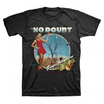 Vintage Band Tees - No Doubt T-shirt - Tragic Kingdom Album Art - http://www.band-tees.com/store/N_00500_010%21BRVDO/No+Doubt+Tragic+Kingdom+T-shirt