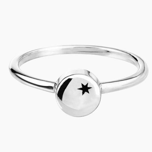 Minty dot - 100% pozytywnych emocji Make a wish , 7 symboli , Biżuteria