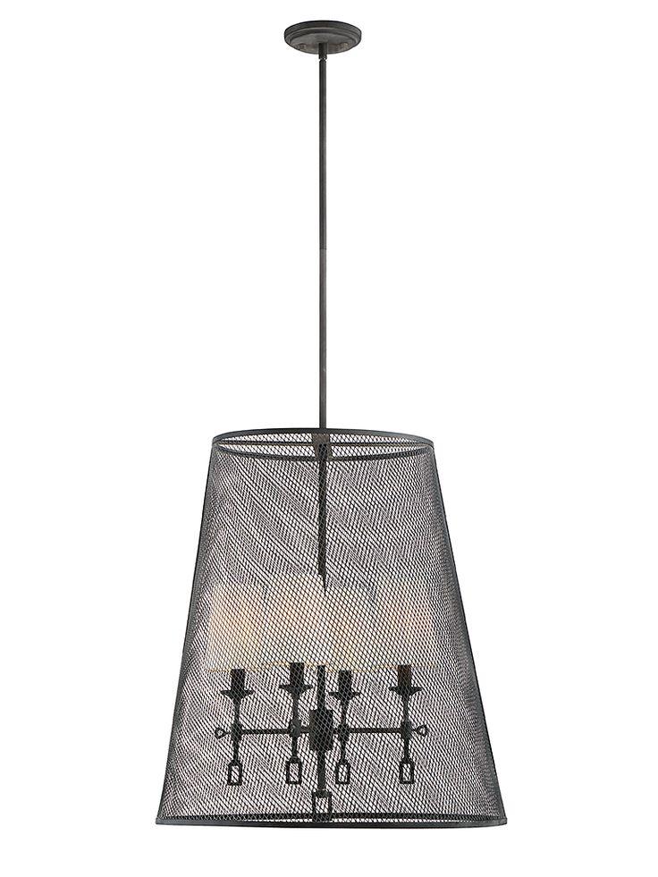 Four Light Foyer Pendant | Savoy House | Transitional Lighting | AlliedLighting.com