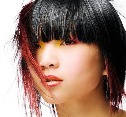 japanese hair styles 20 best funky hairstyles images on 4731