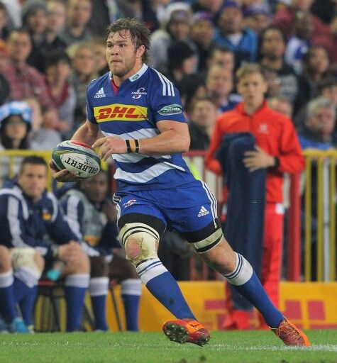 Thor, Stormers captain for 2015