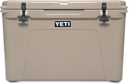 Sized to accommodate a crowd and built to handle the abuse of outdoor adventures while keeping your food and drinks icy cold, the super-rugged YETI Tundra 105 Cooler is anything but ordinary. Available at REI, 100% Satisfaction Guaranteed.