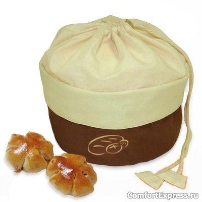 Кузовок для хранения хлеба, печенья и выпечки