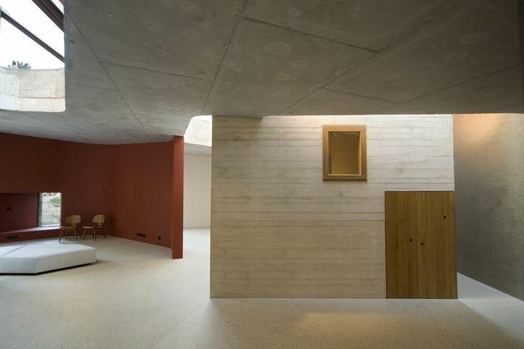 Maison L A house as a small town - RIBA award 2012 (EU) Yvelines / Francia / 2011