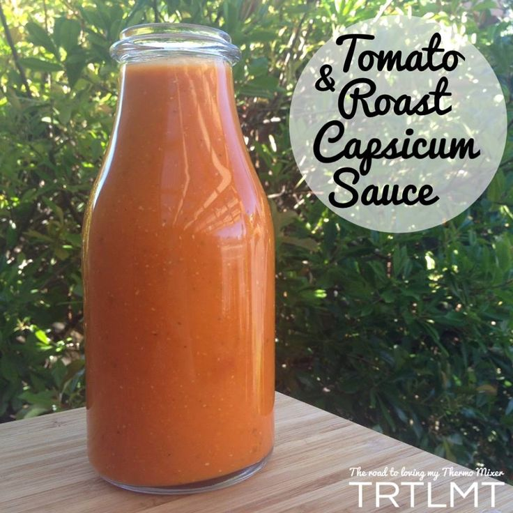 how to make tomato sauce in thermomix