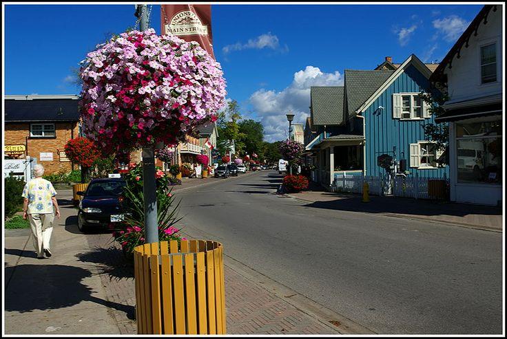 Unionville, Ontario, Canada.