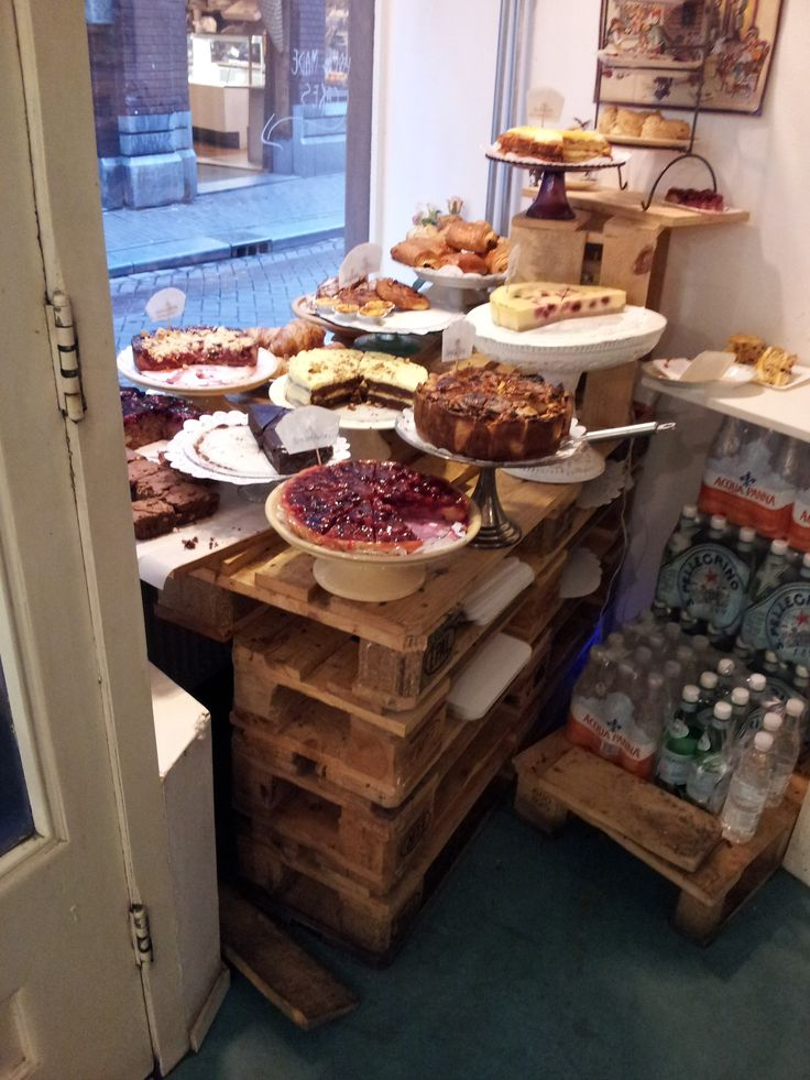 Amsterdam Cafe: De laatste kruimel