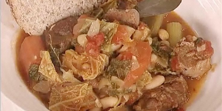 Try this Lamb and Bean Stew recipe by Chef Antony Worrall Thompson.
