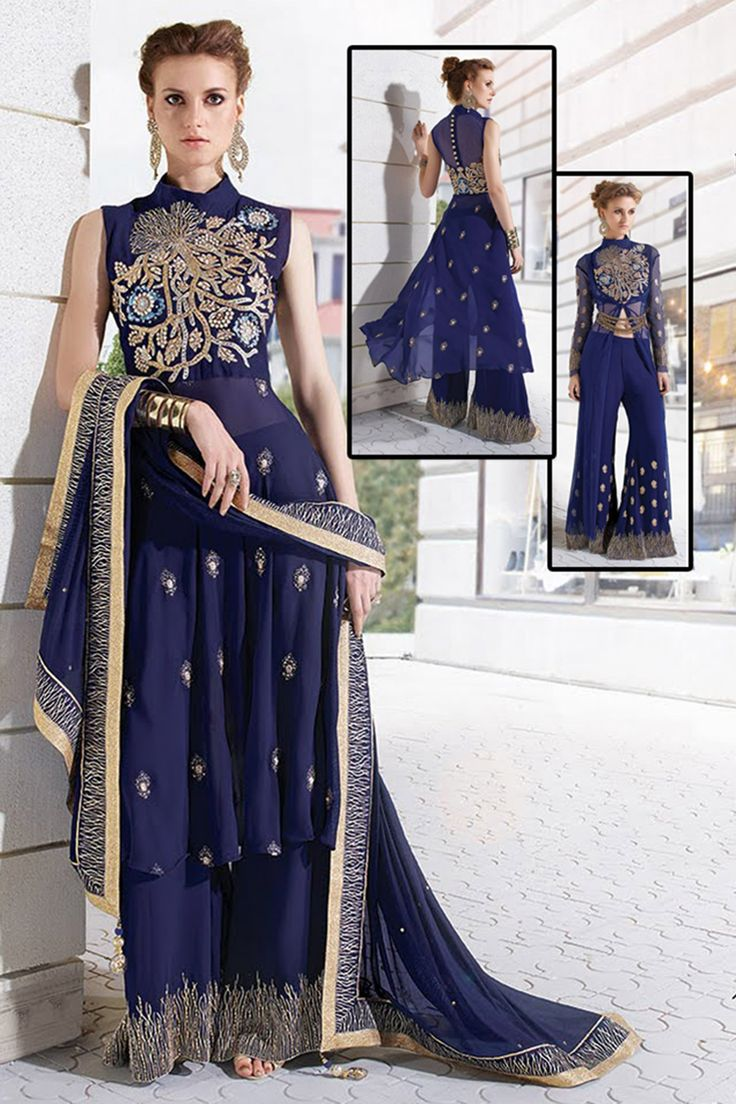 #designer #salwar #kameez @ http://zohraa.com/blue-faux-georgette-salwar-kameez-z2777p1829-12002-4.html #celebrity #anarkali #zohraa #onlineshop #womensfashion #womenswear #bollywood #look #diva #party #shopping #online #beautiful #beauty #glam #shoppingonline #styles #stylish #model #fashionista #women #lifestyle #fashion #original #products #saynotoreplicas