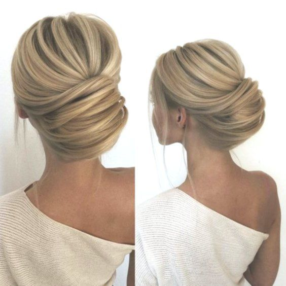 Updo for the bride, updos for long, medium and short hair, wedding #frisyrer #corsals #nouvellecoiffure #hairstyle