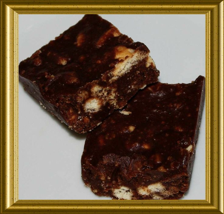 Chocolate Fridge Squares - nom, nom, nom!!!!! Chocolates Fridge ...