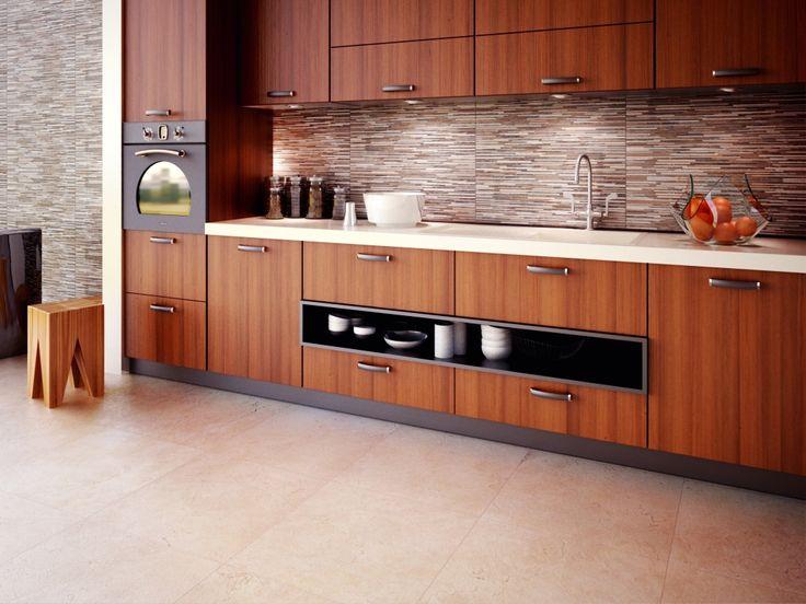 Una idea para remodelar con interceramic cocina for Azulejos para cocina interceramic