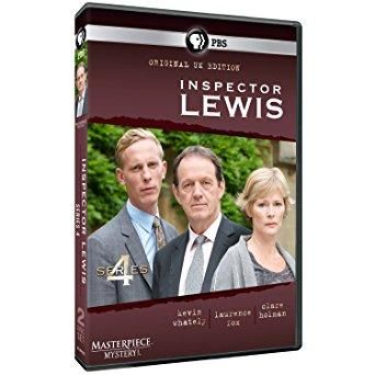 Kevin Whately & Laurence Fox - Masterpiece Mystery: Inspector Lewis 4 - Original UK Edition