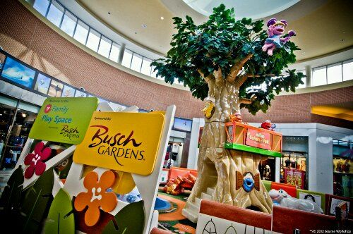 Sesame Street Safari of Fun coming to Westfield Brandon Mall in Tampa area. I can't wait to take my daughter here to play when we go home to visit. This is located in my favorite mall in my hometown.