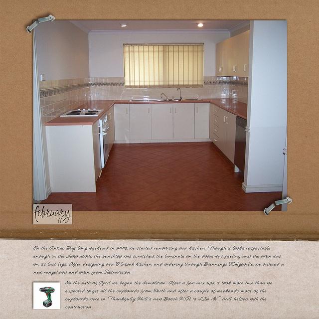 Best 20090204 Kitchen 1 L 8X8 Copy Kitchen Layout Design 400 x 300