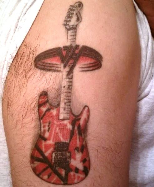 Tattoo tattoo van halen misc pinterest for Tattoo van halen
