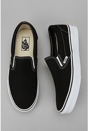 Vans Classic Slip-On Sneakers, $34.99 at Urban Outfitters. Spotted on Josh Hutcherson