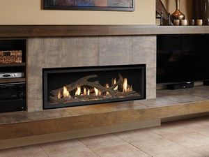 The 4415 HO gas fireplace by FPX brings you the very best in home heating and style with its sleek, linear appearance. Available from Rich's for the Home http://www.richshome.com/