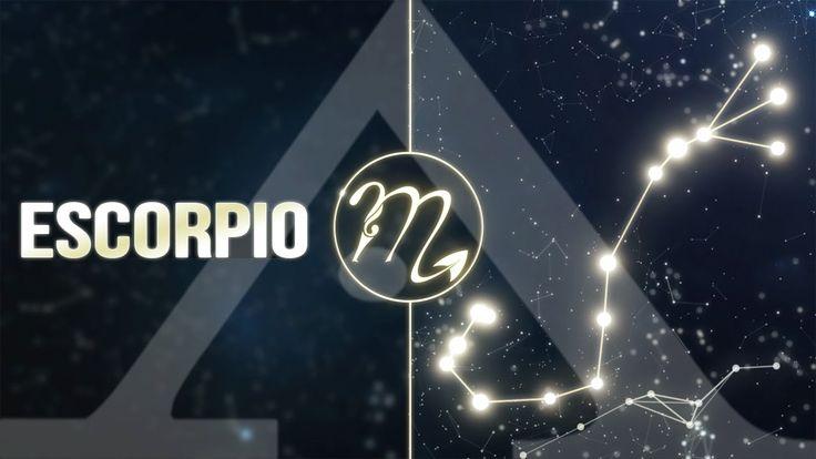 Horóscopo Semanal de ESCORPIO - 10 al 16 de Octubre - Alfonso León Arqui...
