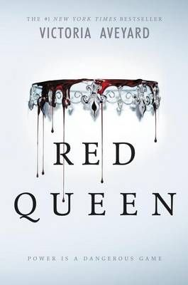 Red Queen - Victoria Aveyard  Definitely one of the latest YA we are most excited to read in 2015