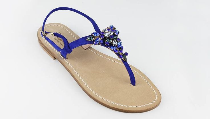 Sandali capresi sandali positano sandali artigianali sandali fatti a mano sandali Sorrento