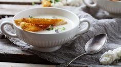 Jamie Oliver's recipe for cauliflower soup