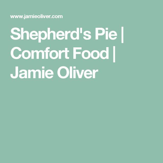 Shepherd's Pie | Comfort Food | Jamie Oliver