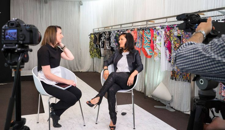 Jets Swimwear Design Director, Jessika Allen chats all things fashion, trends and what it takes to run a swimwear company with iStyle TV  #JETSSwimwear