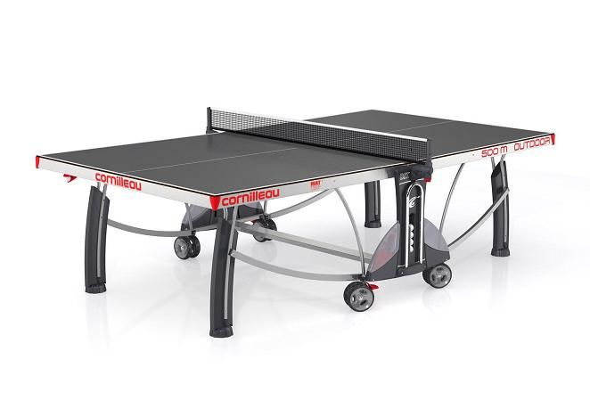 1000 images about outdoor ping pong on pinterest - Table cornilleau 500m outdoor ...