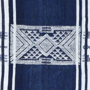 Nigerian cloth: Ijebu Yoruba