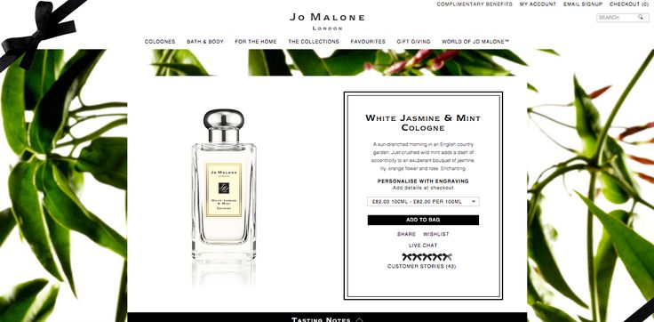 best #ecommerce product pages examples