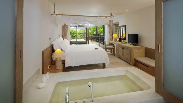 Evason Seaview Studio at Evason Hua Hin, Thailand. http://www.sixsenses.com/evason-resorts/hua-hin/accommodation/rooms-and-suites