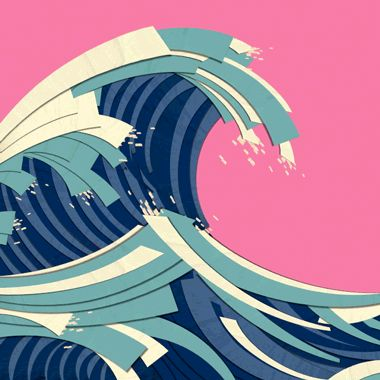 "#illustration_GIFS_motion | ""Lev Berry """