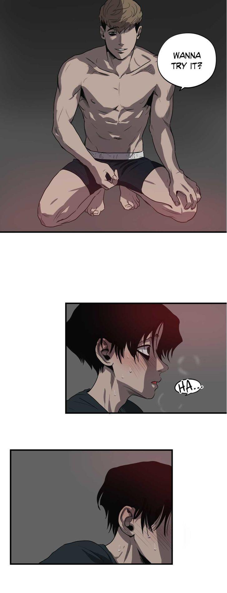 Read manga Killing Stalking ch.006 online in high quality