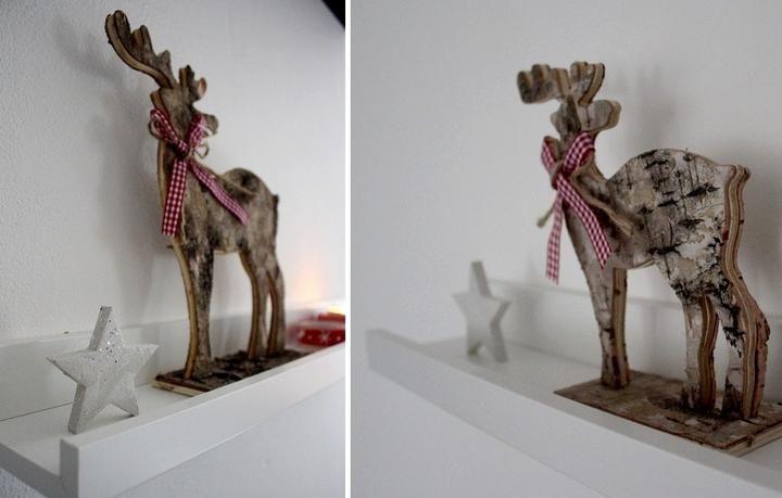 #wood #decoration #christmas #nordic #nordicchristmas
