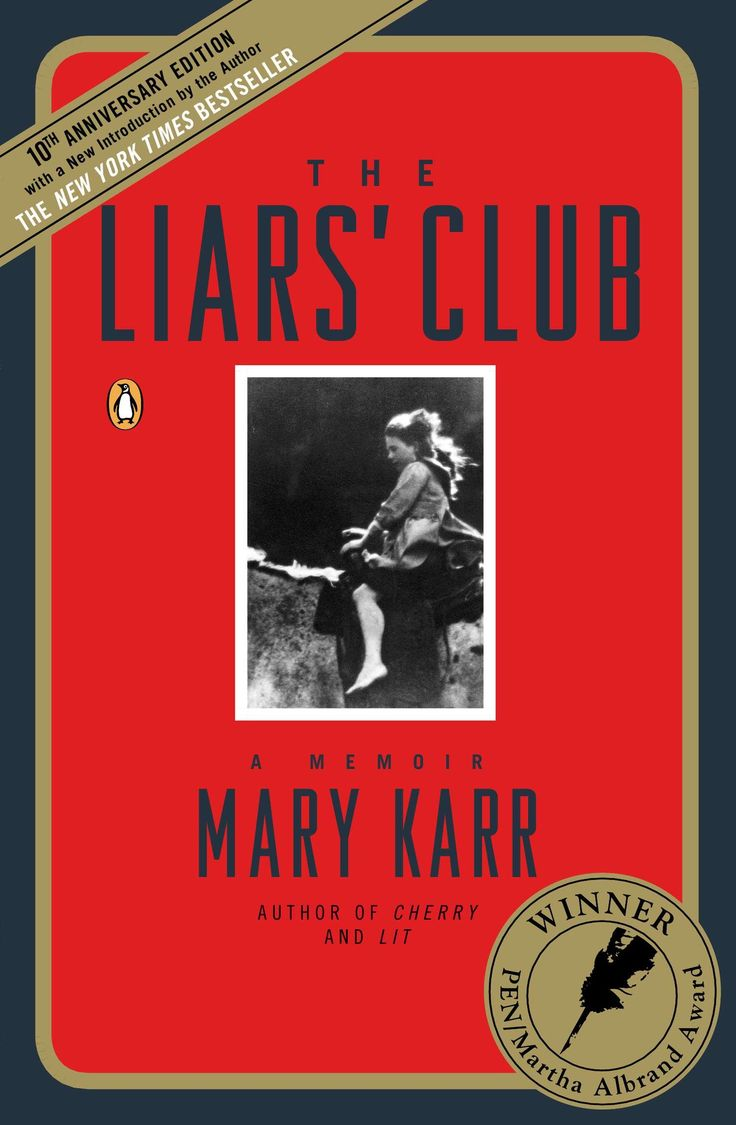 This book was a bestseller for a reason. One of the most brutal, elegant, and yes, funniest memoirs of the late 20th century, Mary Karr's The Liars Club is an important work that is at turns personal and political, the story of a Texas childhood marked by anguish, adventure, and a potent combination of toxic masculinity, alcoholism and thwarted artistic ambitions. – AH  - GoodHousekeeping.com