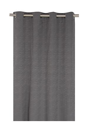 """This eyelet curtain is made with a richly textured polycotton, making it perfect for introducing texture and interest into a room. The block out lining enhances the drape of the curtain and gives it an improved, fuller look whilst minimising the amount of uv light entering the room.<div class=""""pdpDescContent""""><BR /><BR /><b class=""""pdpDesc"""">Fabric Content:</b><BR />57% Polyester 42% Cotton 1% Viscose<BR /><BR /><b class=""""pdpDesc"""">Wash Care:</b><BR>Gentle cycle cold wash</div>"""