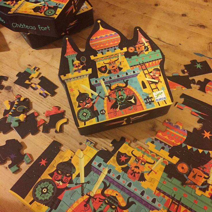 djeco puzzle on behance kinderziekenhuis on wall street journal crossword id=45354